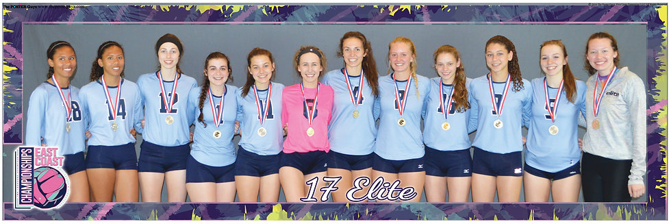 17 Elite With Gold Medals