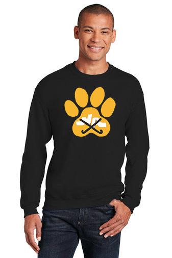 NAFH-Crewneck Sweatshirt-Paw Logo