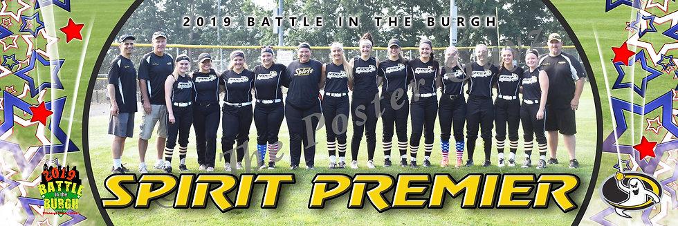 Pittsburgh Spirit 18U Premier (18A)