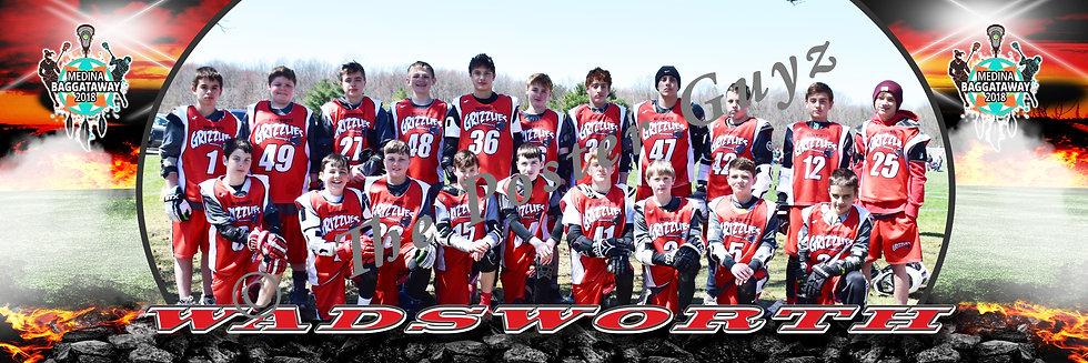 Wadsworth Boys 7-8 D