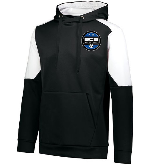 SCS-Blue Chip Hoodie-Left Chest Logo