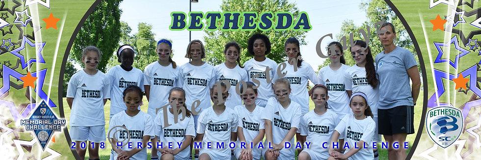 Bethesda SC Academy Blue 06 u13G serious
