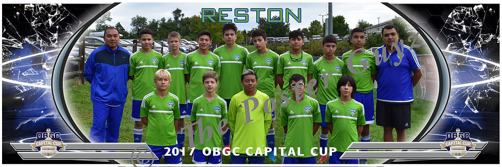 RESTON 04 BLUE Boys U14