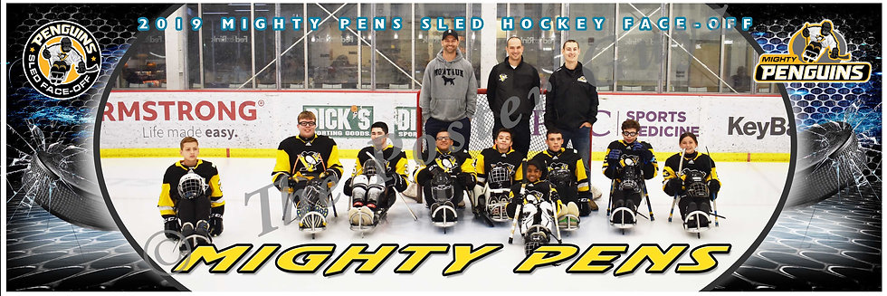 Mighty Penguins Gold