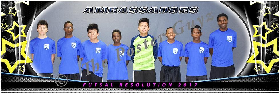 Ambassadors 2004 u14B