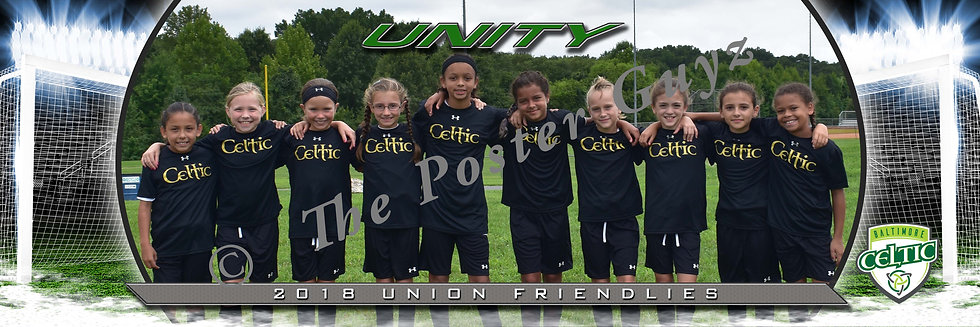 Baltimore Celtic 09 Unity GU10