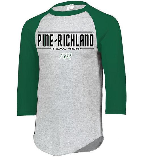 Hance-Baseball Style Shirt