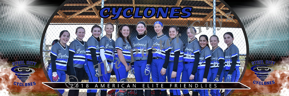Steel City Cyclones 11u