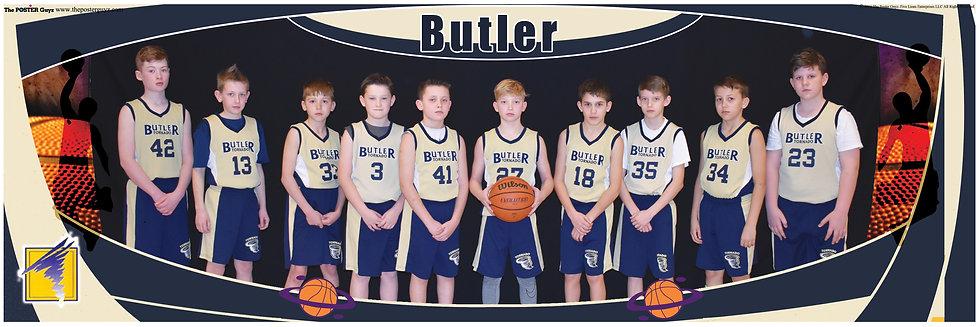 Butler 5th Grade B Serious