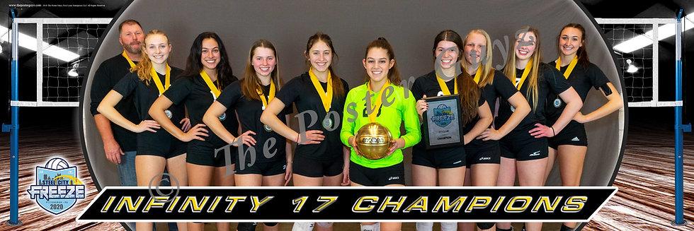 Infinity 17 Green (OV) - 17 Club Champions