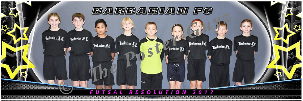 Barbarian FC u12B