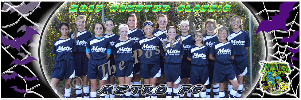 Metro FC G06 White - G12