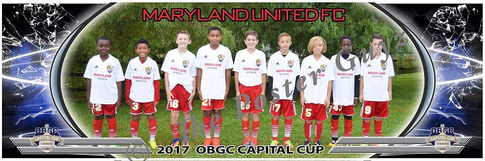 MARYLAND UNITED FC 2006 WHITE Boys U12