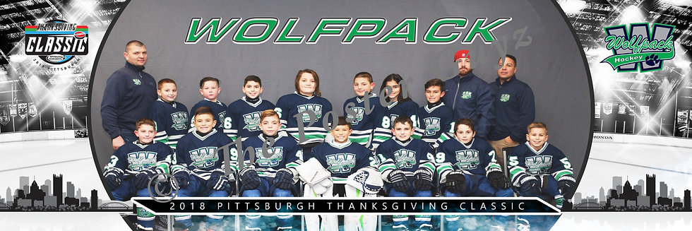 Woodbridge Wolfpack Squirt Minor