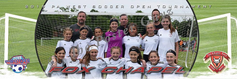 PA West Open - Fox Chapel U12 Girls