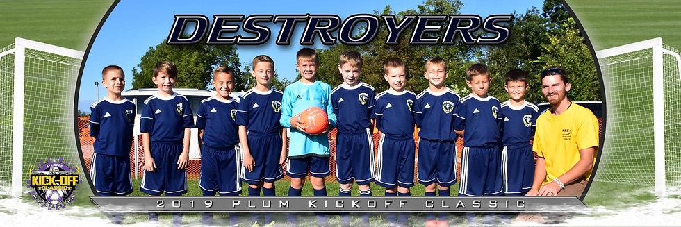 Butler Destoryers Boys u10 Bronze