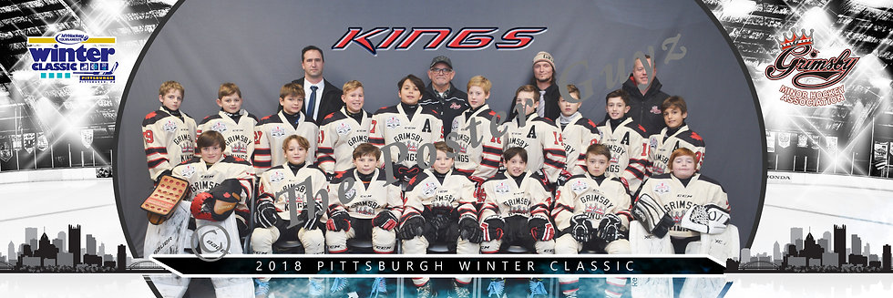 Grimsby Kings Squirt A1