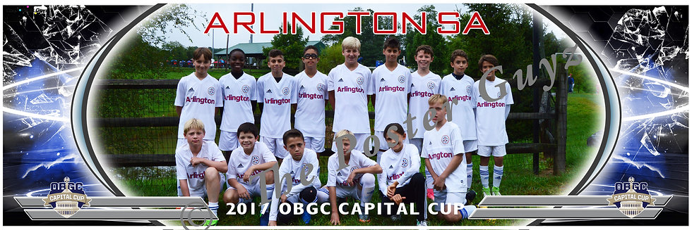 ARLINGTON SA 2005 BOYS RED Boys U13