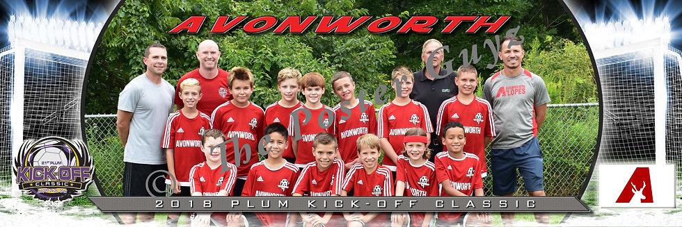 Avonworth Team Dugan Boys U12