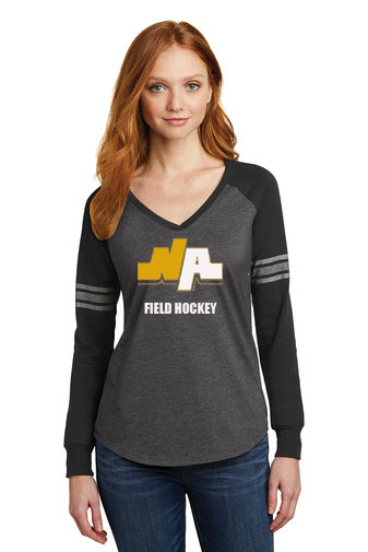 NAFH-Women's District Game Day Long Sleeve