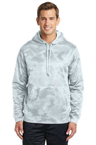 PRVolleyball-Camohex Performance Hoodie