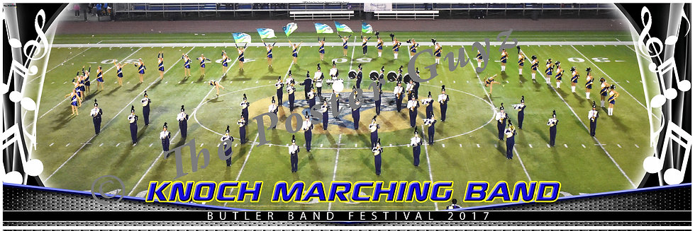Knoch High School Marching Band version 5