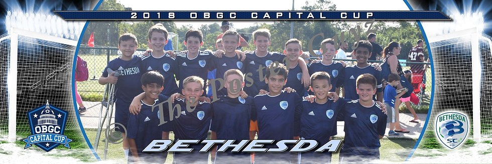 Bethesda SC South Blue 06 Boys U13