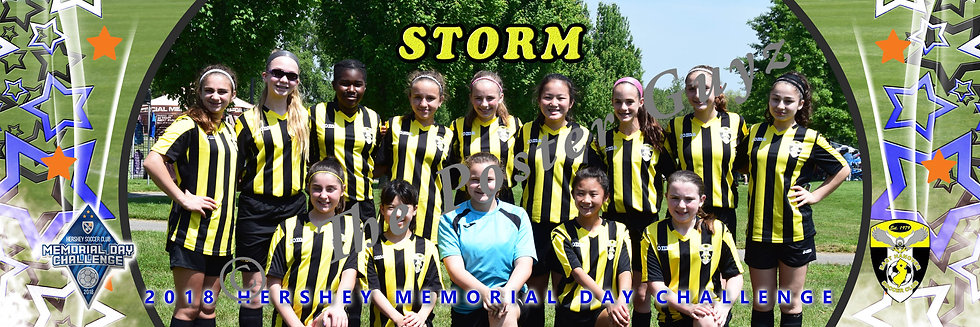 East Hanover EH Storm u13G
