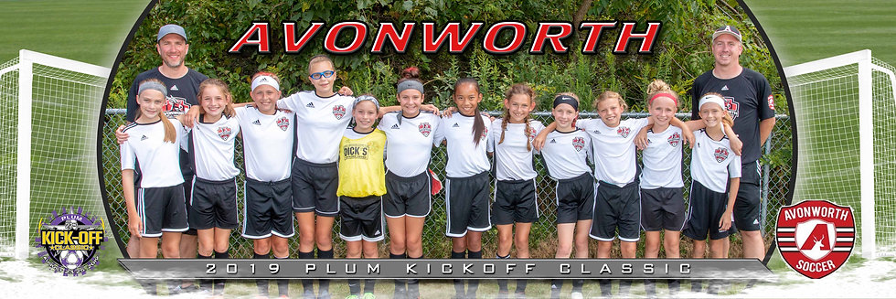 Avonworth Kelleher Girls U12 Bronze