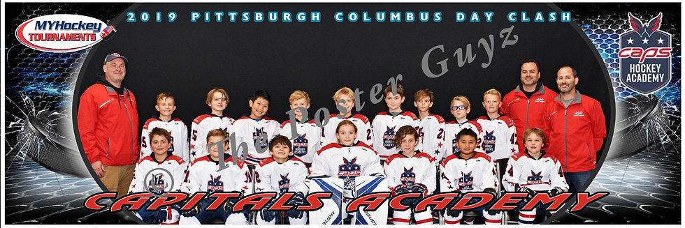 Capitals Academy Squirt B