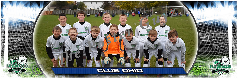 Club Ohio United 2008 Boys U11