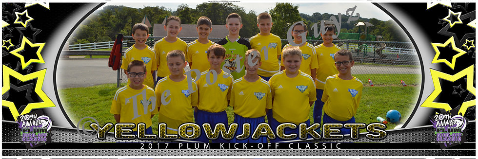 Freeport Yellowjackets u12B