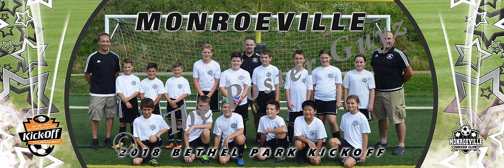 Monroeville Soccer Club BU12