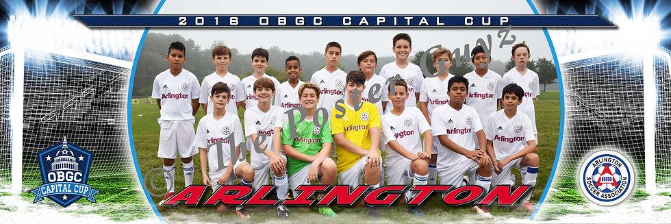 Arlington SA (VA) 2006 Boys White Boys U13
