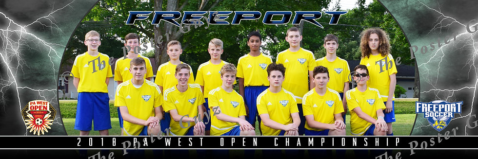 Freeport U14 Boys