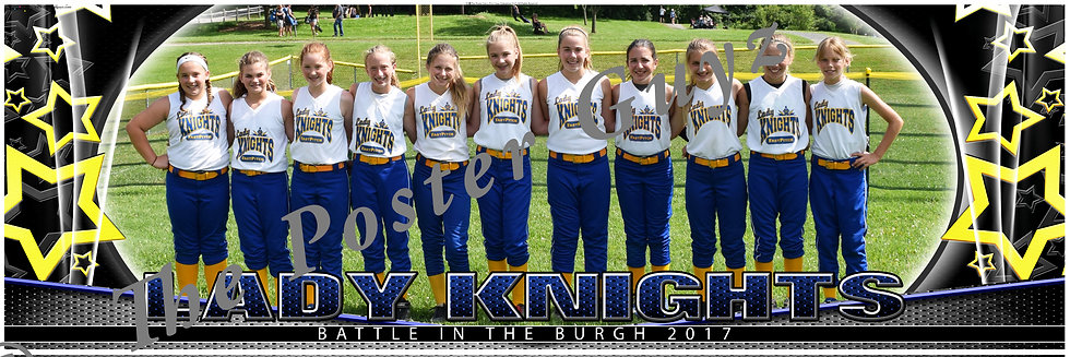 Canonsburg Lady Knights 12A