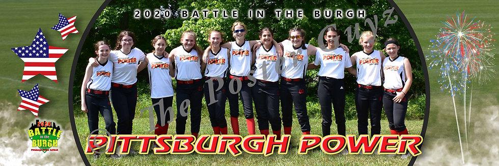Pittsburgh Power Surge (12B)
