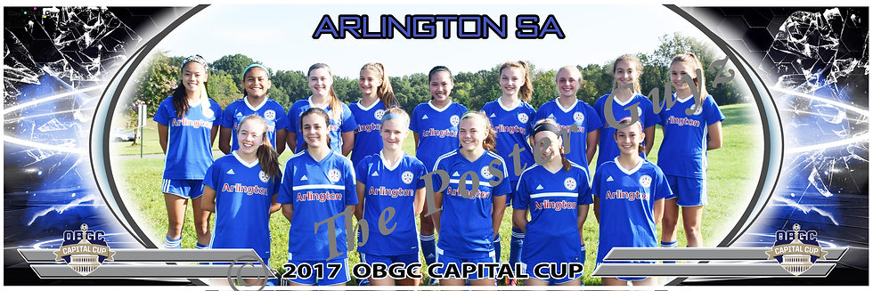 ARLINGTON SA 2002 GIRLS WHITE Girls U16