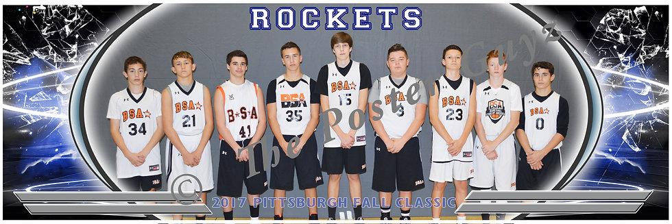 BSA Rockets Boys - Nee