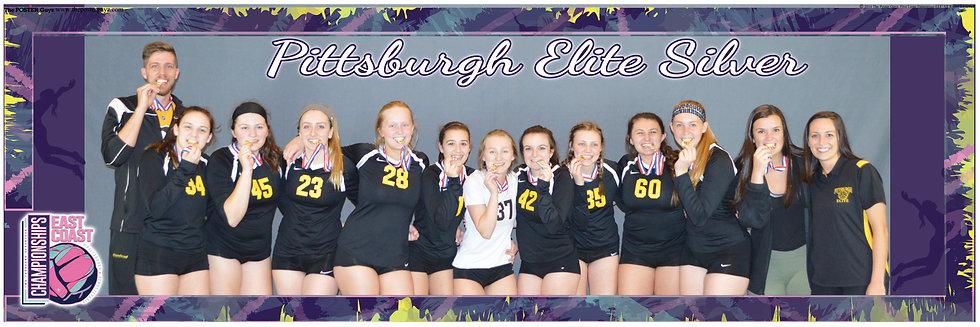 Pittsburgh Elite Silver 16
