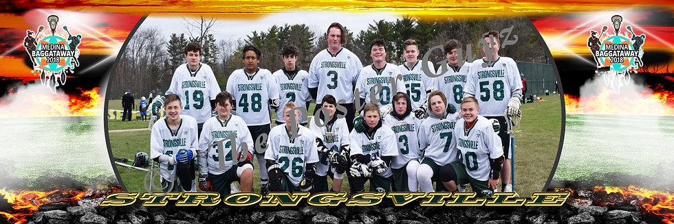 Strongsville 8th Boys D