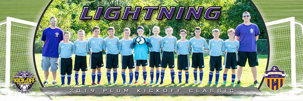 Plum Lightning  - Boys U11 SILVER