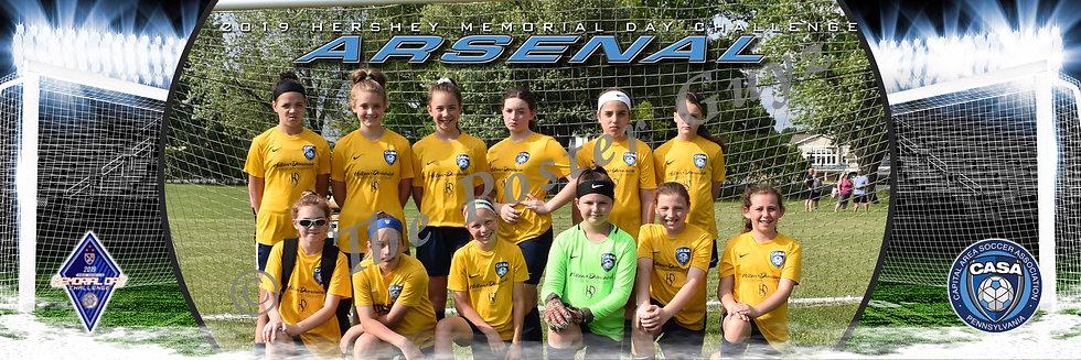 CASA 07F Arsenal U12G