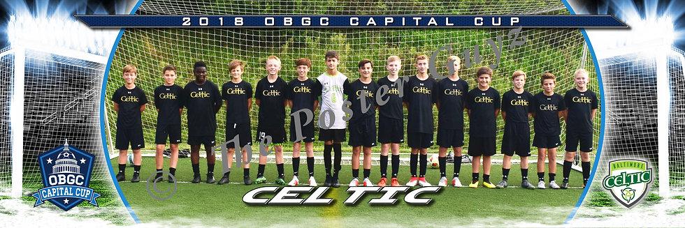 Baltimore Celtic SC 2005 South Boys U14