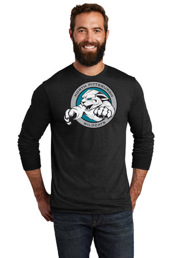NP Wildcats-Allmade Recycled Long Sleeve Shirt