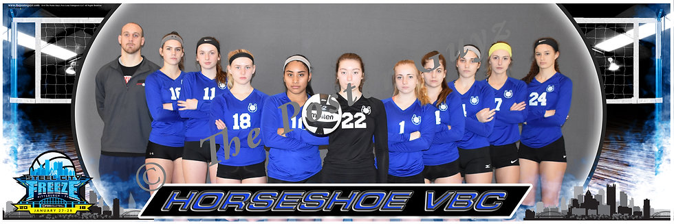 Horseshoe VBC 18-1 Serious