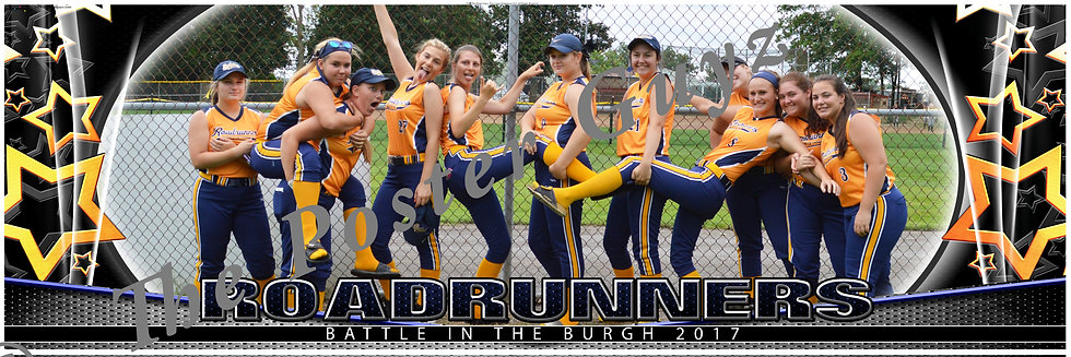 Pittsburgh Lady Road Runners 16 Premier - Funny