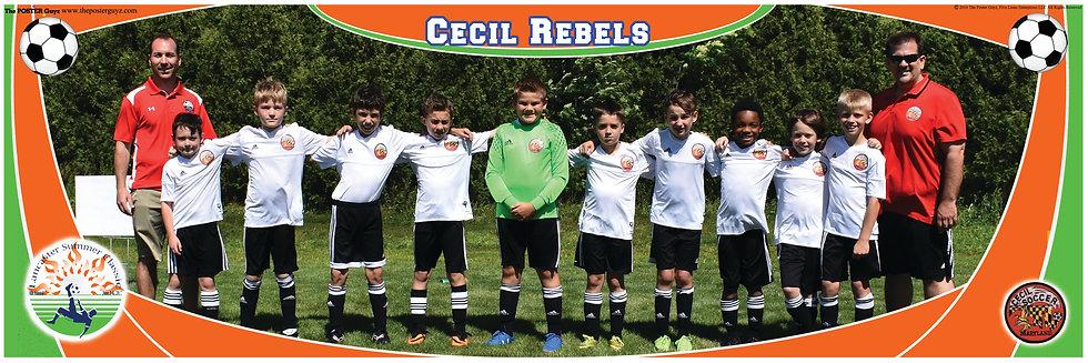 Cecil Rebels 07 U10B