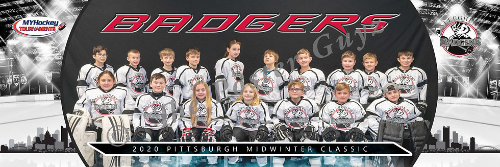 Allegheny Badgers Squirt B