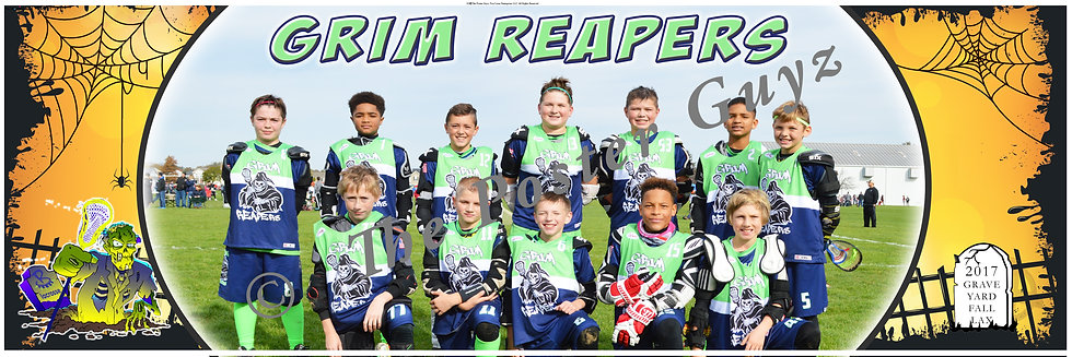 Grim Reapers 5-6 B Boys